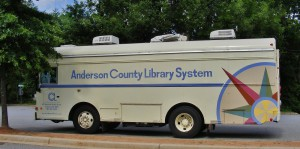 Bookmobile- Health Department @ Anderson | South Carolina | United States