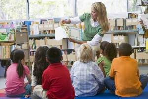 Family Storytime @ Iva Branch Library