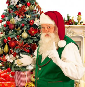 Family Night @ the Library: Stories with Santa @ Anderson Main Library | Anderson | South Carolina | United States