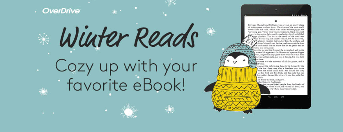Get ebooks with your library card.