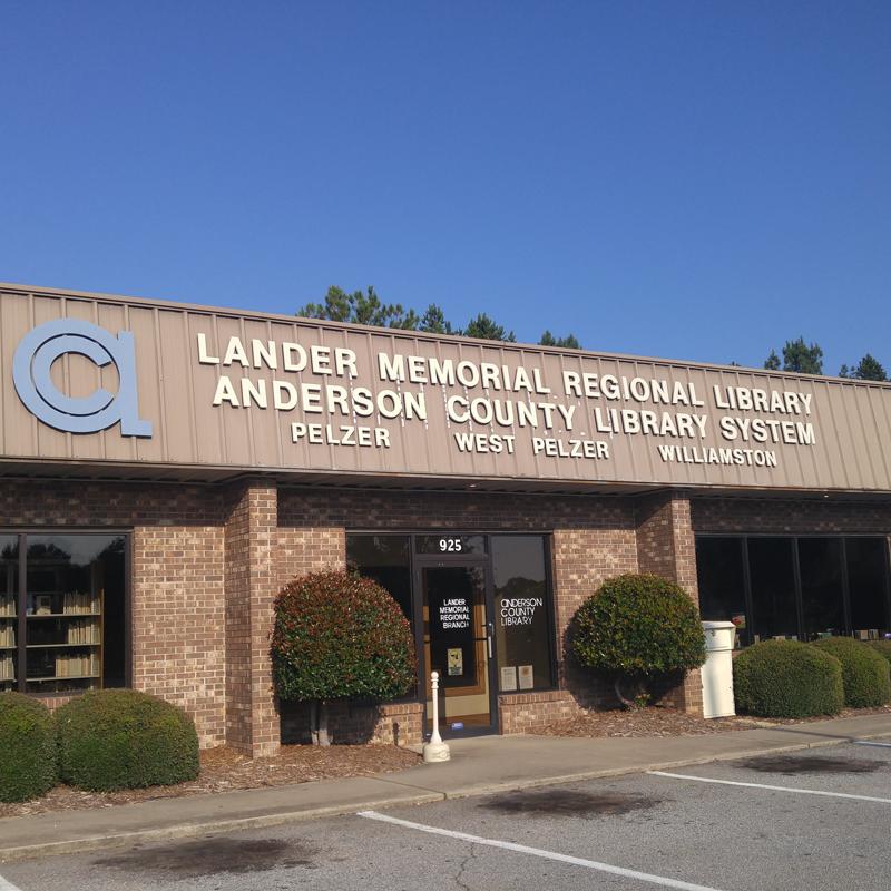 Lander Memorial Library
