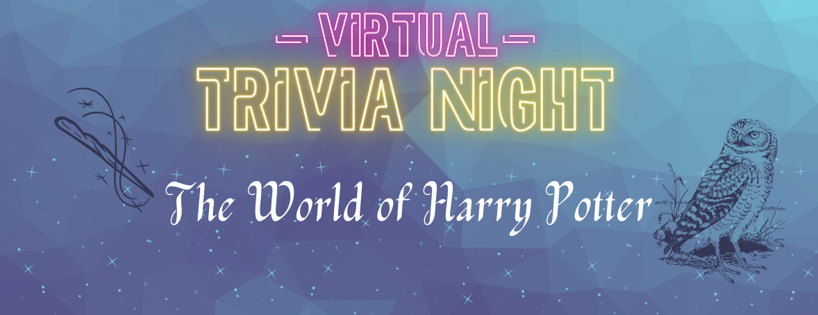 Virtual Trivia Night: The World of Harry Potter