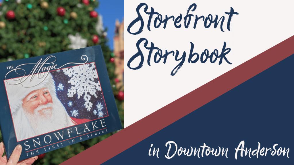 Storywalk: The Magic Snowflake