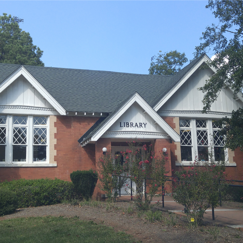 Jennie Erwin Library in Honea Path