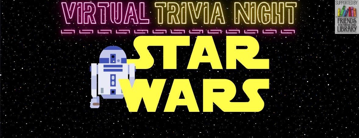 Virtual Trivia Night: Star Wars