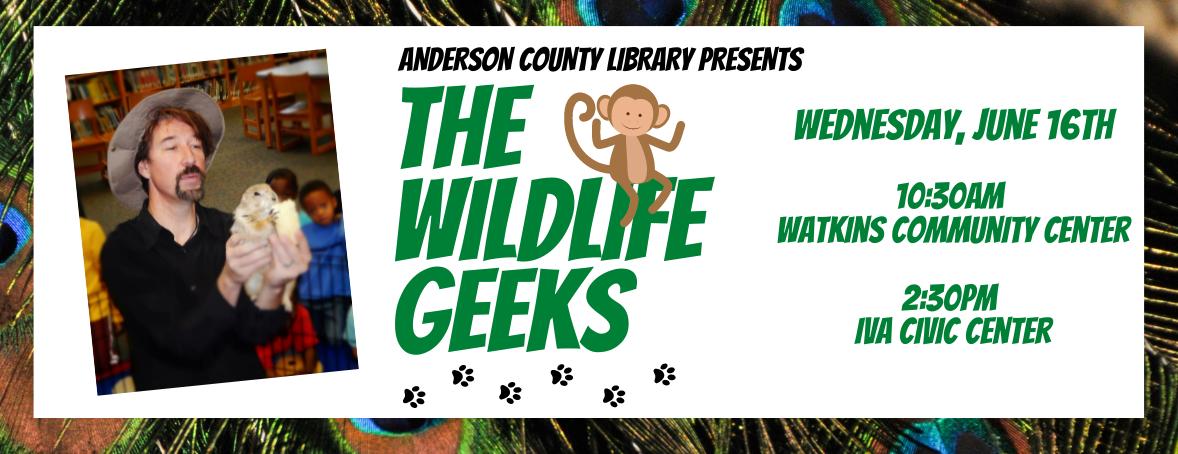 The Wildlife Geeks on June 16