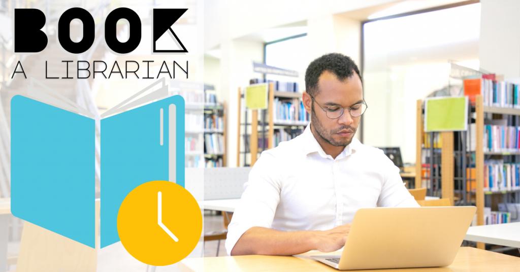 Introducing Book-A-Librarian