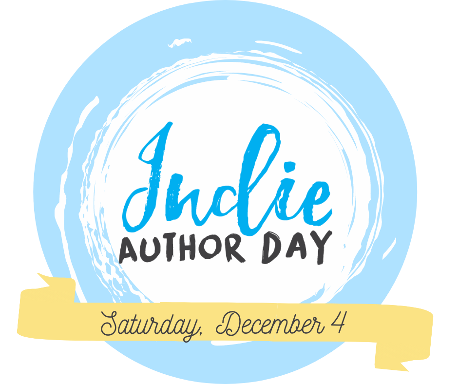 Indie Author Day on Saturday, December 4